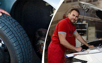 Přezutí pneu - 3 varianty na výběr