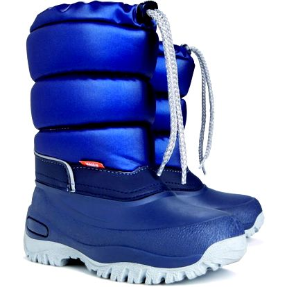 Dámské sněhule Lucky - modré