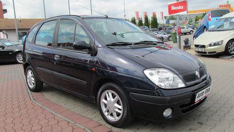 Renault Scénic 1.9 dCi, Serv.kniha,ČR