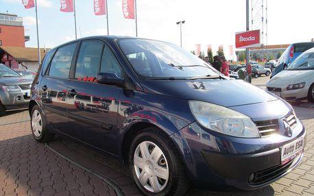 Renault Scénic 1.9 DCi, 1.maj,Serv.kniha,ČR