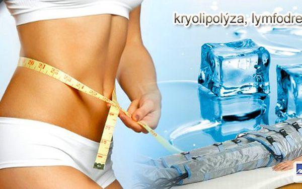 Kryolipolýza + přístrojová lymfodrenáž! Zbavte se nežádoucího tuku tvarujte svoji postavu v salónech v Praze nebo v Brně!