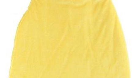 KAARSGAREN - kojenecký spací pytel žlutý - 60 cm