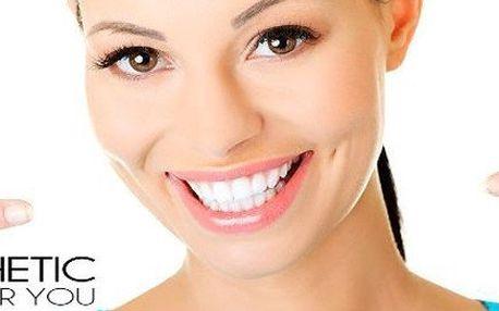 Bělení zubů Diamant a mineralizace zubů, výživa na zuby jak pro ženy tak pro muže