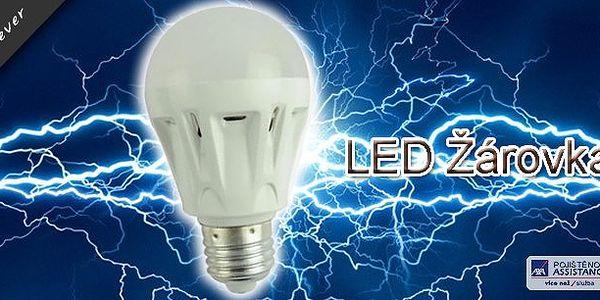 LED žárovka 6W - extra úsporná a extra výkonná! Kvalitní a příjemné světlo pro Váš domov!