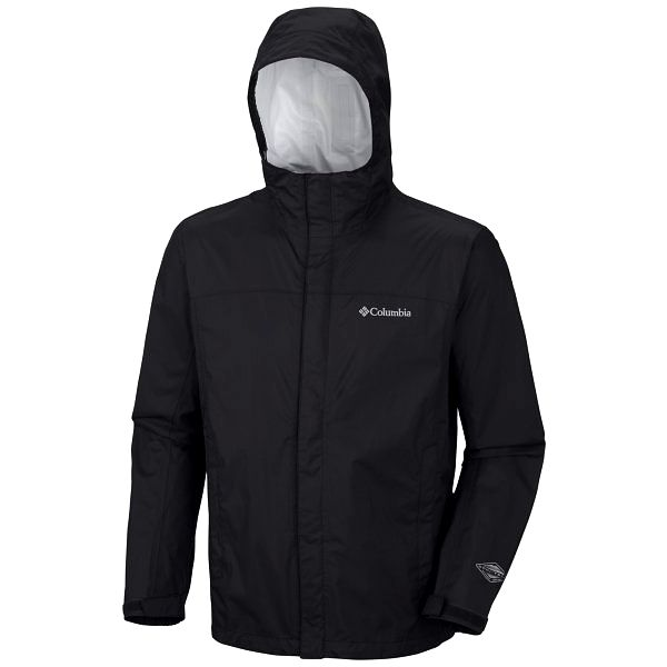 Columbia Reign Stopper Jacket Black XL