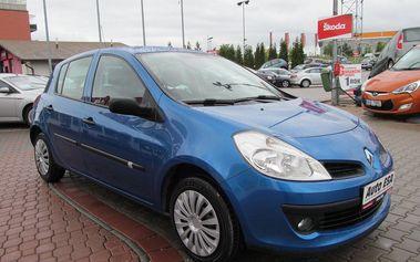 Renault Clio 1.2, Serv.kniha,ČR