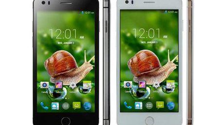 Ultratenký pětipalcový Smartphone Elephone P6i