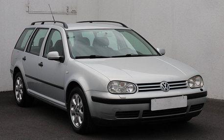 Volkswagen Golf 1.6, ČR
