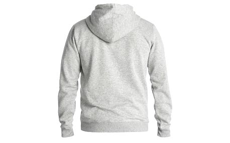 Hood Rib MSP F1 light heather grey, XL