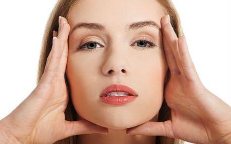 Expresní NANOLIFTING obličeje, krku a dekoltu - 50 minut