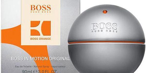 Hugo Boss Boss in Motion 90ml EDT M poškozená krabička