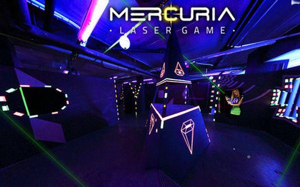 Laser game až 10 hráčů - nové herní i hudební módy!