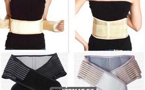 Masážní magnetický pás - pryč s bolestmi zad!