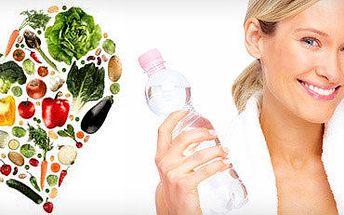 Konzultace s výživovým specialistou a analýza složení těla
