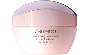 Tělový krém Shiseido Replenishing Body Cream