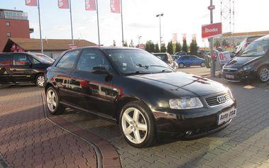Audi A3 1.6, 2.maj,Serv.kniha,ČR 2002