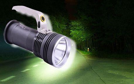 CREE LED svítilna s praktickou rukojetí od výrobce Bailong
