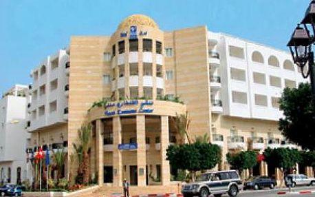 Tunisko, oblast Port El Kantaoui, letecky, polopenze, ubytování v 4* hotelu na 12 dní