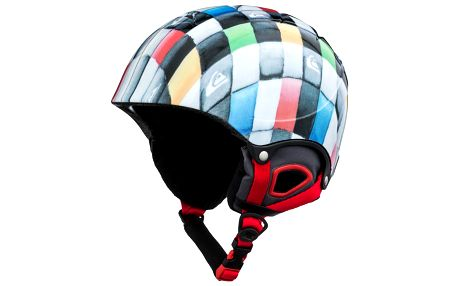 Skvělá juniorská helma The Game od Quiksilveru