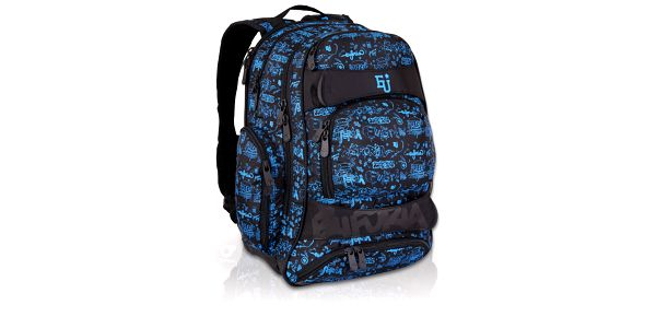 Batoh EFI 134 D - Blue pro studenty a na volný čas
