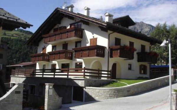Itálie, oblast Bormio, bez stravy, ubytování v 3* hotelu na 8 dní