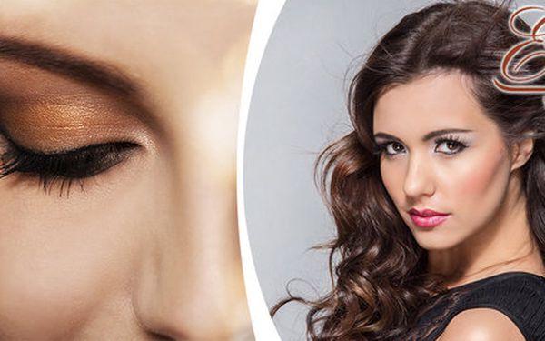 Permanentní make-up pro zvýraznění rysů obličeje