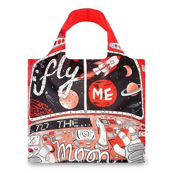 Skládací nákupní taška Moon