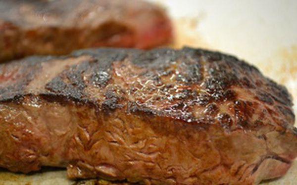 Steaky a fláky