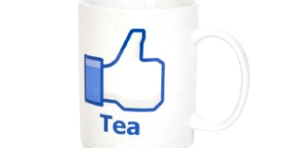 """Originální hrníček """"LIKE"""" ve dvou variantách COFFEE nebo TEA jen za 179 Kč! Udělejte radost kolegovi!!"""