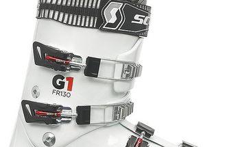 G 1 FR 130 White/White, bílá, 45