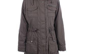 Dámský kabát s kapucí Authority