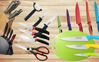Kvalitní nože se slevou