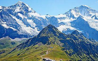 3 dny lyžování v rakouských Alpách PRO DVA