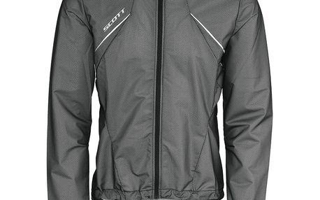 Jacket Windstopper Helium black, šedá, L