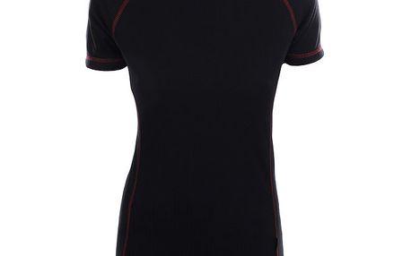 Dámské funkční tričko v černé barvě Authority