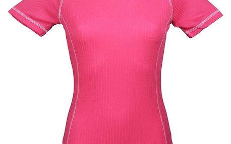 Dámské funkční tričko v růžové barvě Authority