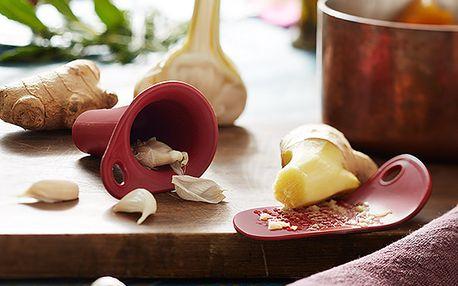 Loupač a struhadlo na česnek