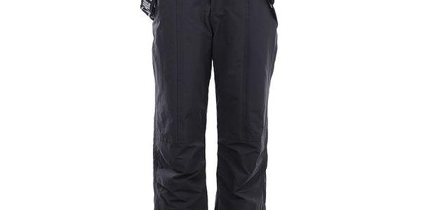 Dámské antracitové lyžařské kalhoty Authority