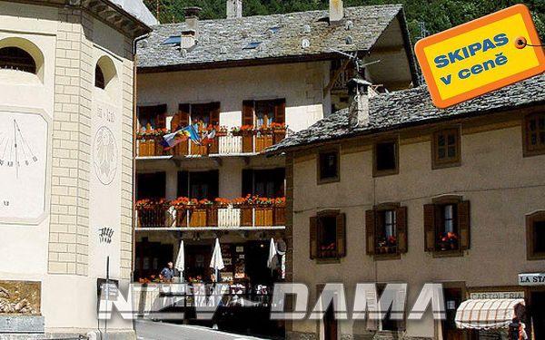 Residence Mary, Monterosa Ski, Itálie, vlastní doprava, bez stravy