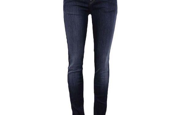 Dámské tmavě modré úzké džíny Big Star