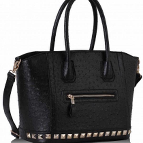 Dámská kabelka Katie 0090 černá