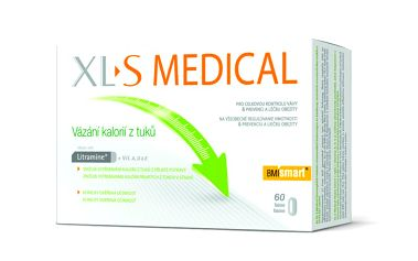 Altermed XL to S Medical Vázání kalorií z tuků 120 tbl.