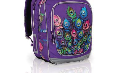 Sada pro školačku SET 112 I - Purple