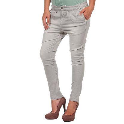 Dámské šedé džíny se sníženým sedem Calvin Klein