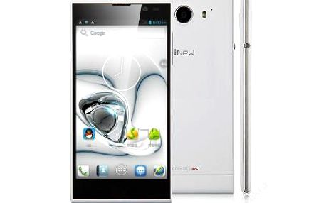 Ultratenký elegantní telefon iNew V3