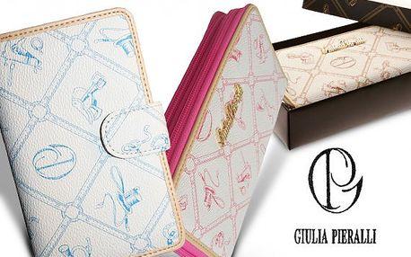 Dámské peněženky Giulia Pieralli – 2 typy
