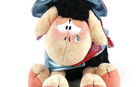 Diddl & Friends Ovečka Diddl a jeho přátelé Plyš 18cm Happy Flower Wollywell
