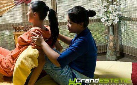 60 nebo 90minutová pravá thajská masáž