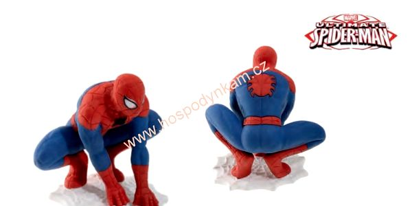 Figurka na dort - Spiderman