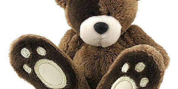 Teddy Big Foot Dárkový set Teddy Bigfoot Dárkový set fotostojánek, těžítko, medvídek 7cm, TBF2